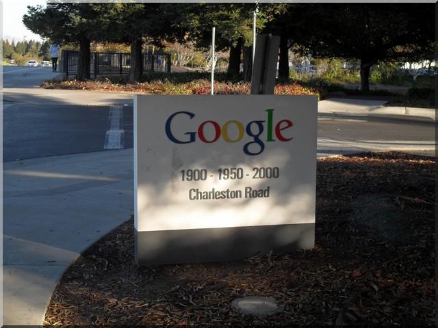 google charleston road