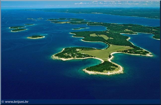 archipel iles brijuni istraie croatie