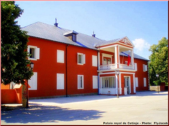 cetinje palais royal