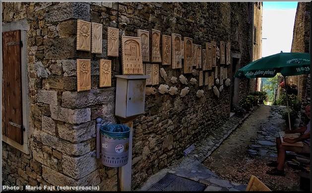 Motovun (Montona) : un riche patrimoine historique médiéval en Istrie Verte 2
