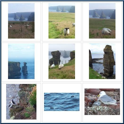 Duncasby Head ecosse