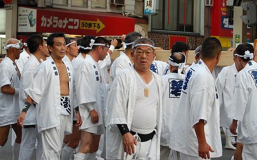 Hanagasa gion matsuri kyoto