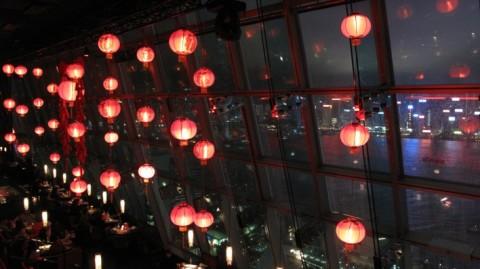 hong kong feux artifice
