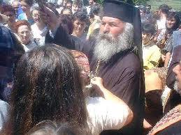 hram benediction pretre orthodoxe