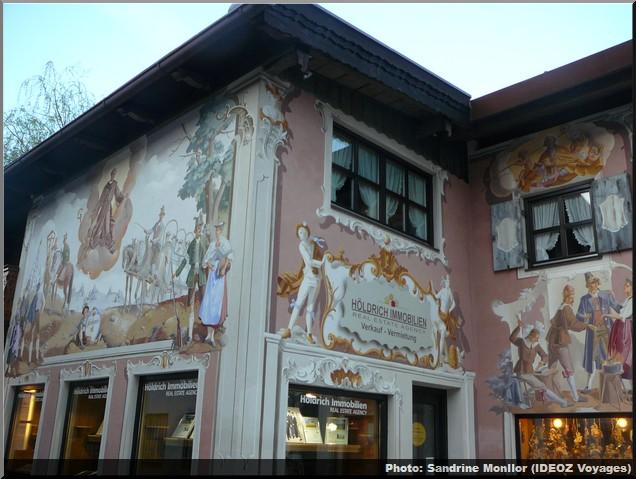 maison oberammergau baviere