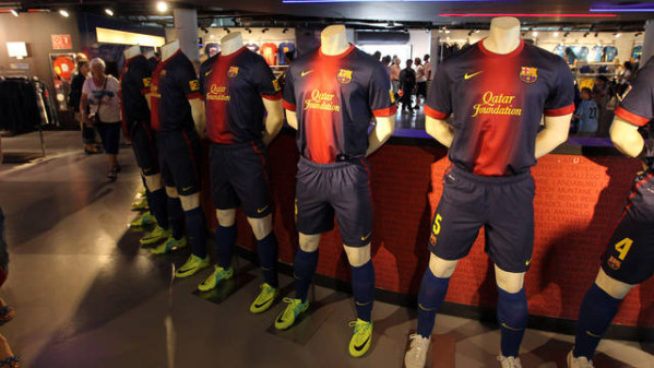 Boutique FC Barcelone