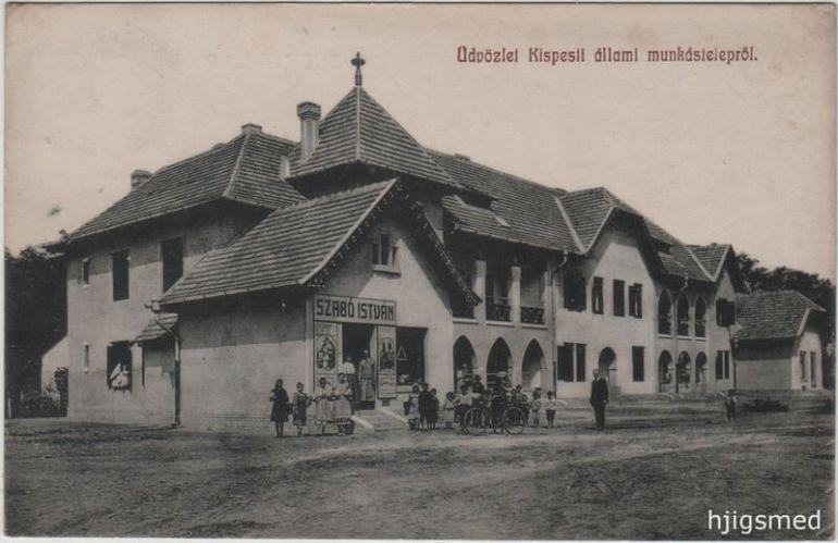 budapest werkeletep 1906-1920