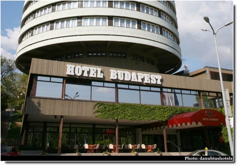 Hotel budapest Danubius