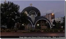 Skopje eglise saint clément d'Ohrid Saborna crkva