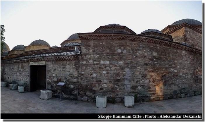 Skopje hammam cifte