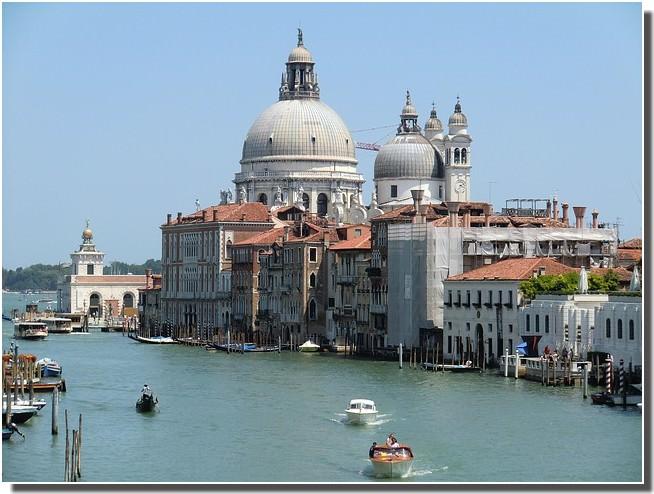 Venise dome