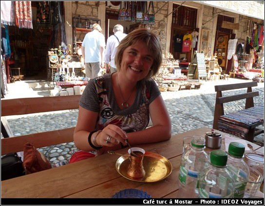 cafe turc a mostar