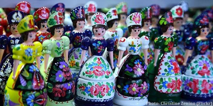 poupées hongroises