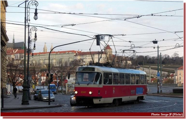 tramways prague
