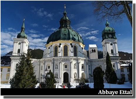 Abbaye Ettal