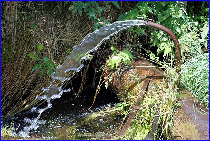 Arménie jet d'eau
