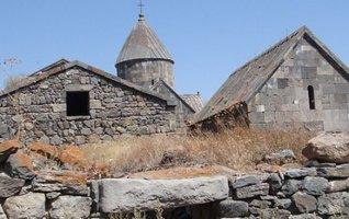 armenie monastère Vorotnavank