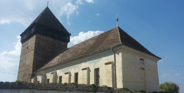 barcut village saxon