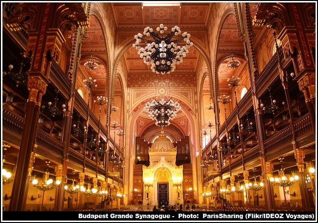 Budapest Grande synagogue
