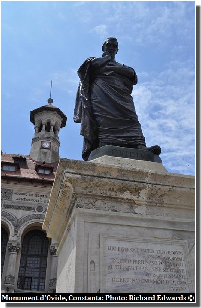Constanta monument d'ovide