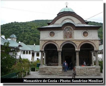 Cozia monastere en roumanie