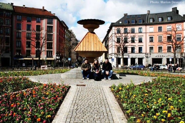 Gartnerplatz à Munich