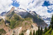 Glacier aletsch valais suisse