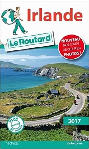 Guide du routard Irlande