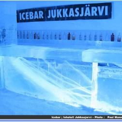 Ishotell Jukkasjarvi icebar