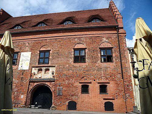 Kaunas maison 16ème siècle