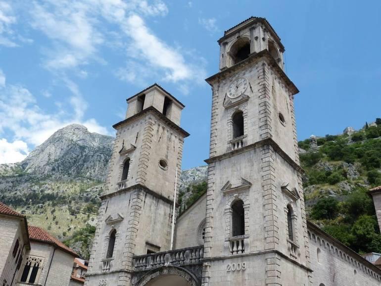Kotor Cathédrale saint Tryphon