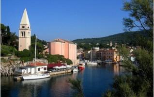 Losinj Ile en Croatie