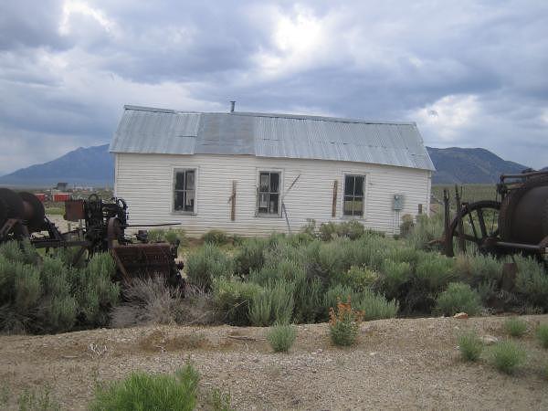 Maison vers Cherry Creek