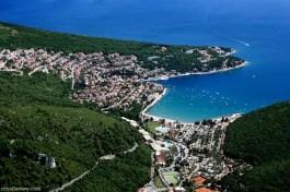 Rabac station balnéaire en Istrie