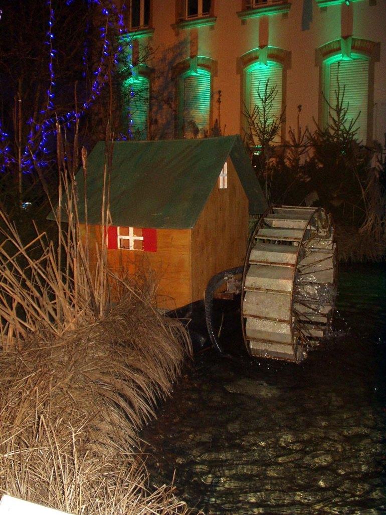 Sundgau moulin forêt enchantée en Alsace