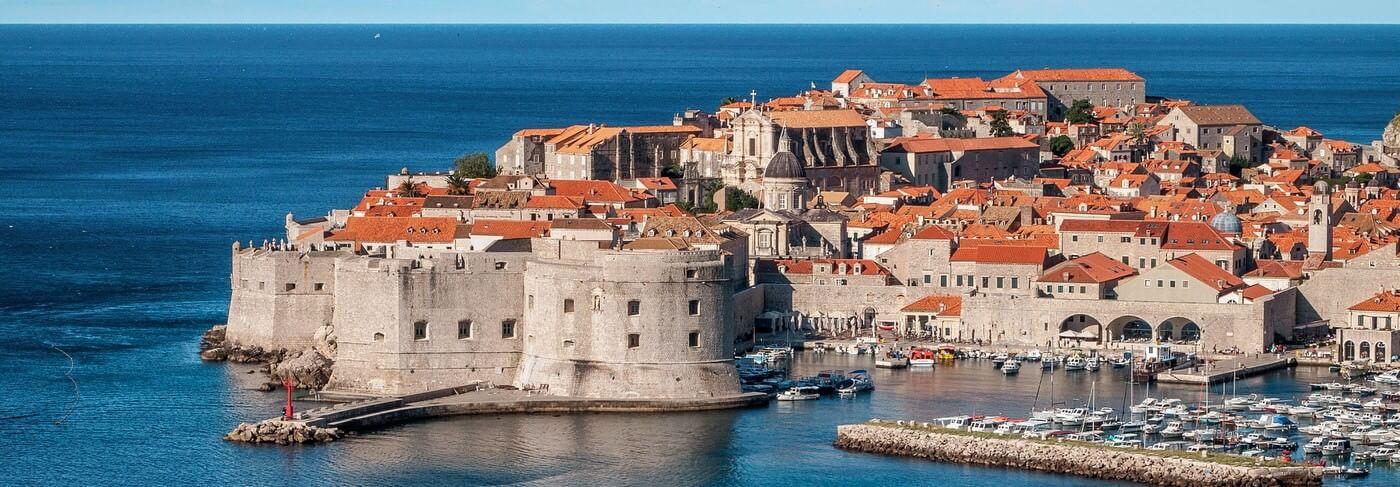 Vieille ville de Dubrovnik