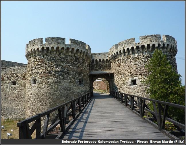 belgrade forteresse kalemegdan tvrdava