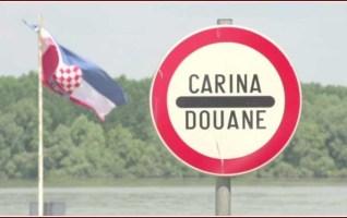 douane croatie frontières