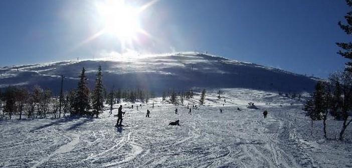 laponie en ski nordique