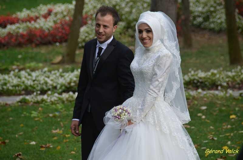 mariage turc à istanbul