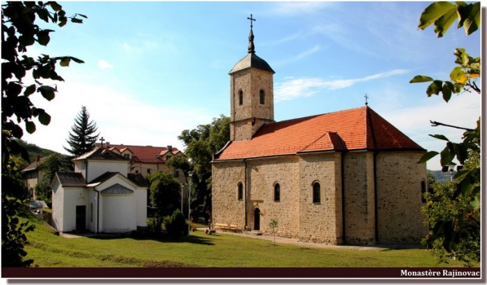monastere rajinovac en serbie