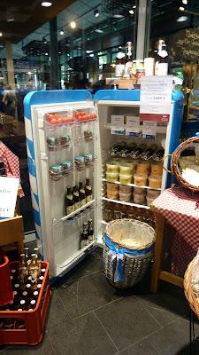 munich Schrannenhalle Viktualienmarkt boissons fraiches