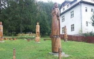 sculptures en bois en bucovine