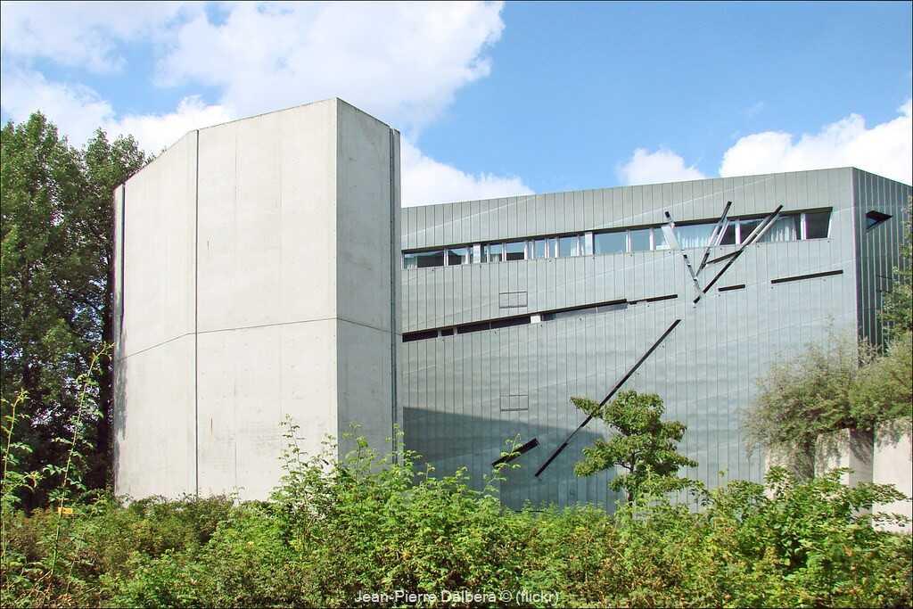 tour de l'holocauste au musée de la shoah de Berlin