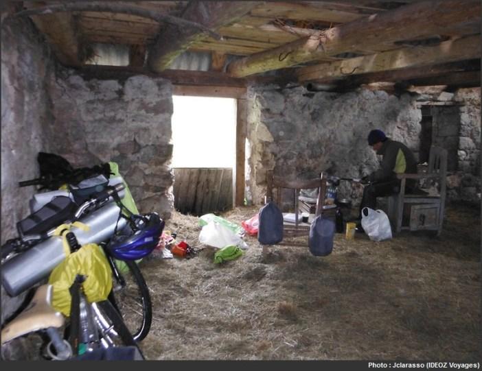 tour du montenegro à vélo bivouac