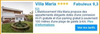 villa maria krk