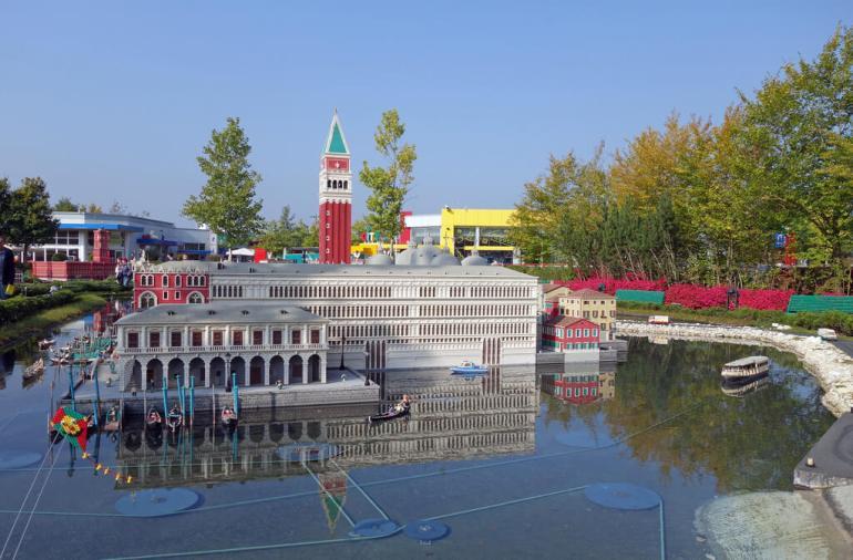 Venise à Legoland à Gunzburg - Allie_Caulfield (Flickr)
