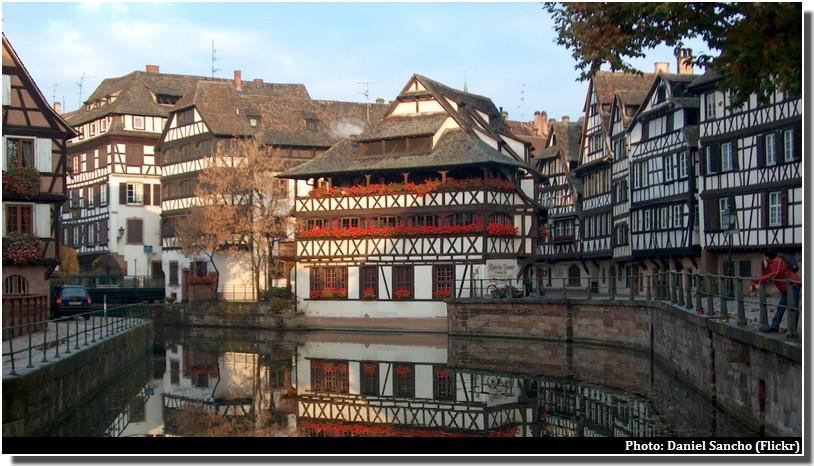 strasbourg maisons alsaciennes