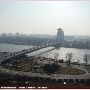 Bratislava Pont neuf