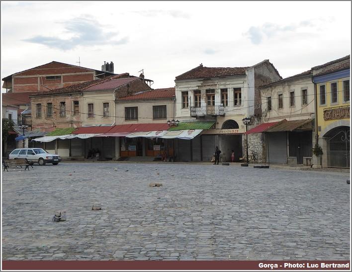 Gorça Albanie